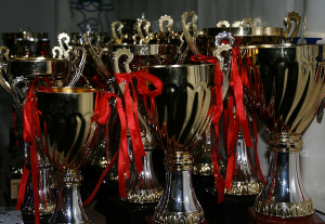 Trophies. Image by Snap.